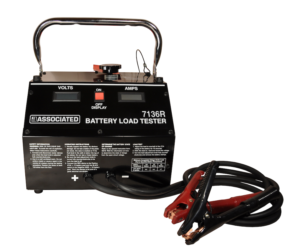 Products Associated Equipment Corp International Battery Wiring Diagram 7136r