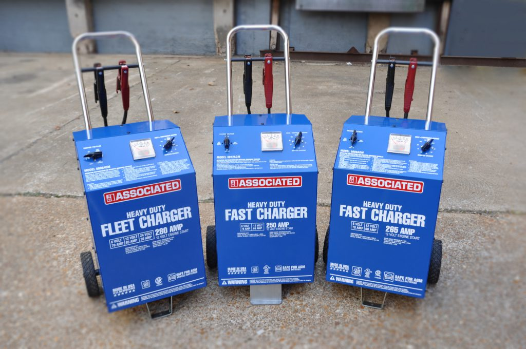 Associated Equipment US20 6//12-volt Value Battery Charger